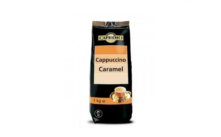 Cappuccino Instant Caramel 1 KG