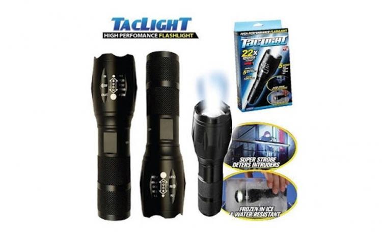 Lanterna Tac Light 2+1