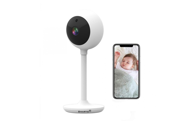 Baby Monitor Wireless cu picior