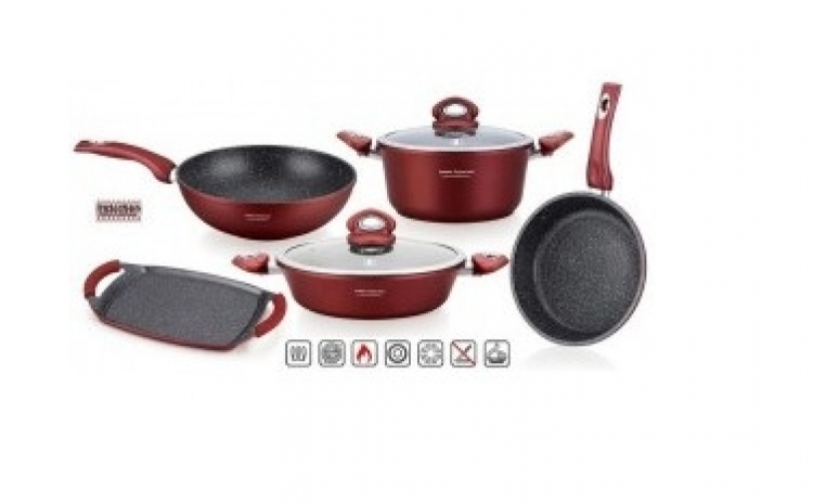 Set oale granit Imperial Collection
