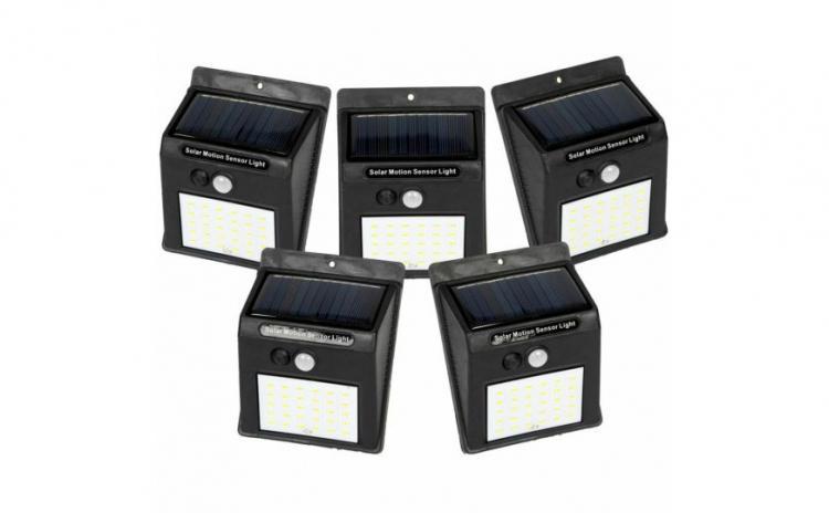 Set 5 lampi solare