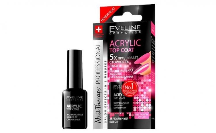 Tratament unghii Eveline Top Coat