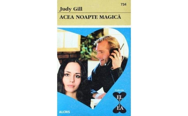 Acea noapte magica, autor Judy Gill