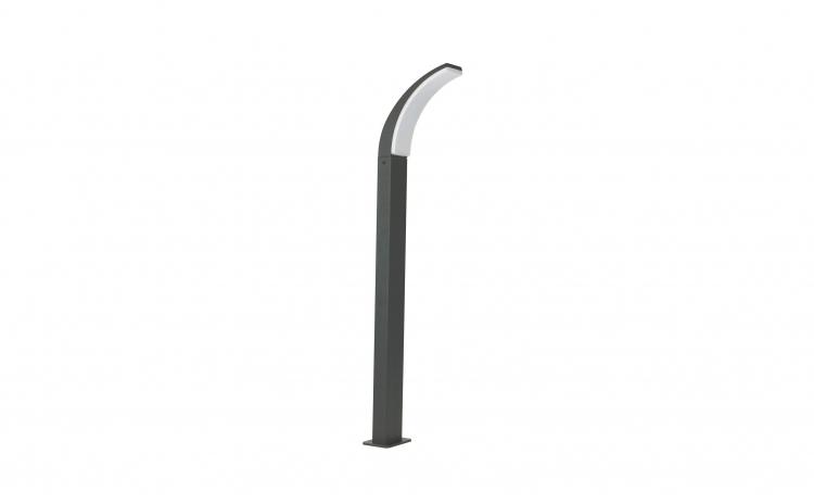 Stalp LED, 12W, 96cm