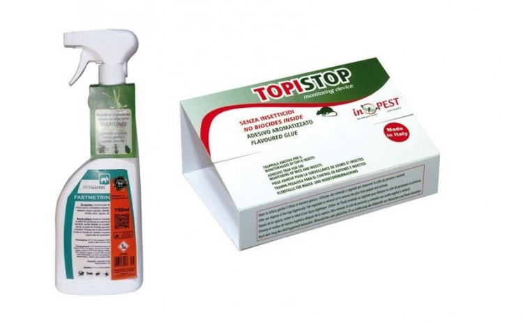 Pachet anti insecte taratoare