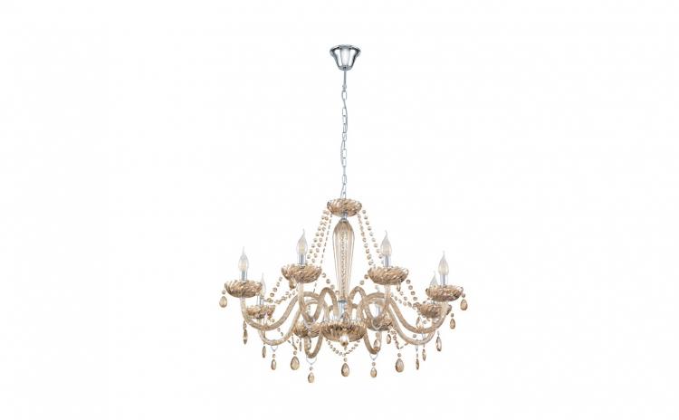 Lampa suspendata candelabru Eglo 39093 B