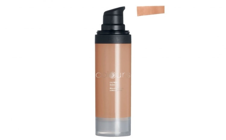 Imagine indisponibila pentru Fond de ten fara ulei Colours, nuanta Dark Sand, 30 ml