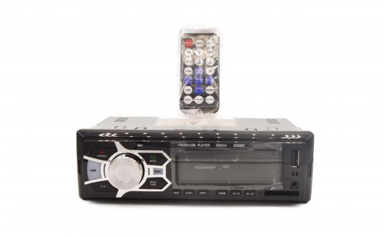 MP3 Player auto 2058BT Bluetooth