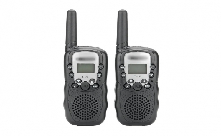 Set 2 Statii Radio Portabile