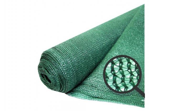 Plasa umbrire verde densitate 75%