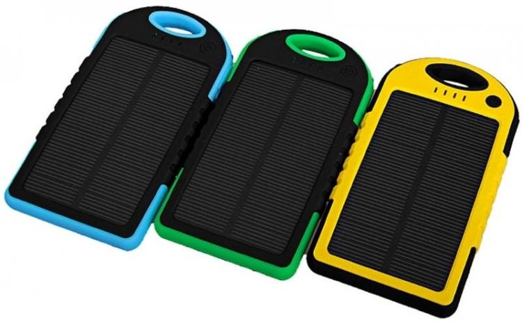 Baterie externa solara 20000 mAh