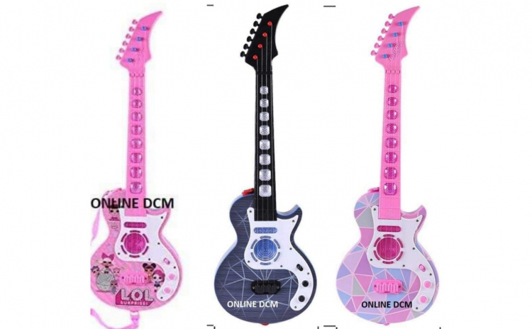 Chitara electrica pentru copii