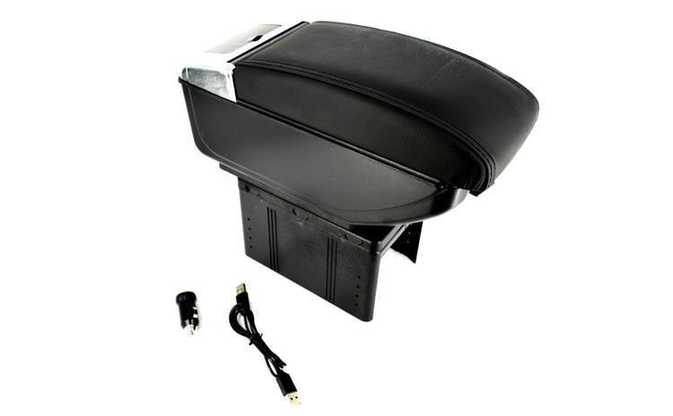 Cotiera auto universala 487LU cu USB