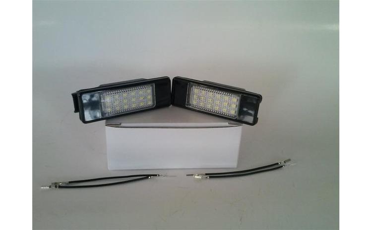 Lampa LED numar 7603 compatibila pe