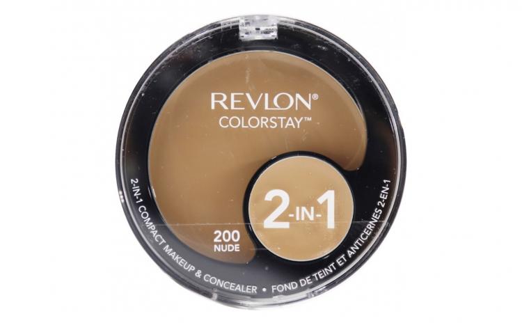 Fond de ten compact si corector Revlon
