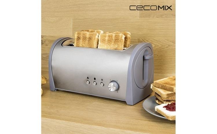 Toaster Cecomix Steel 2L 3037 1400W