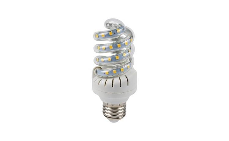 BEC LED 12W SPIRALA Lumina Lumina Rece