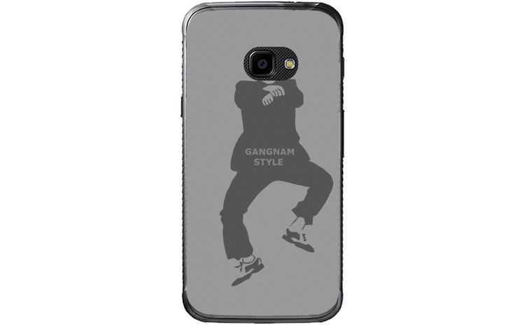 Imagine Husa Gangnam Style Samsung Galaxy Xcover 4