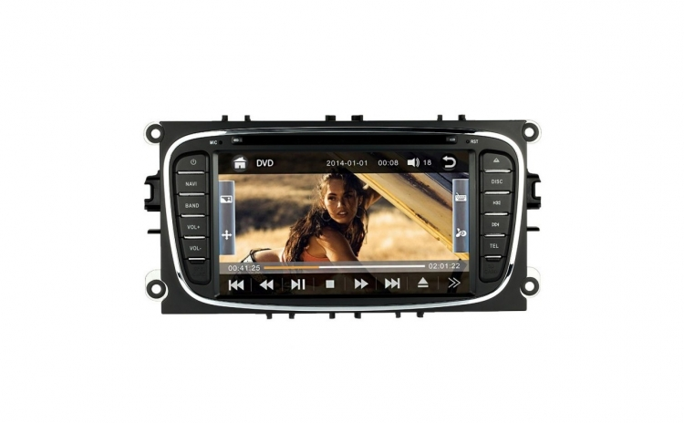 Navigatie Dvd Player dedicat Ford Focus