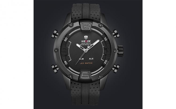Ceas Weide WH7301B-1C negru