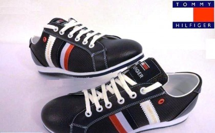 Pantofi Casual model Tommy Hilfiger, 3 culori disponibile, la 105 RON in loc de 340 RON