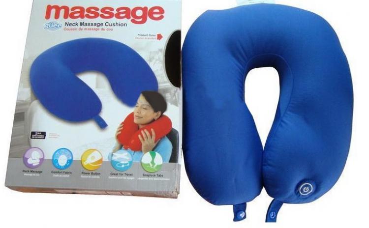 Perna cu masaj pentru gat