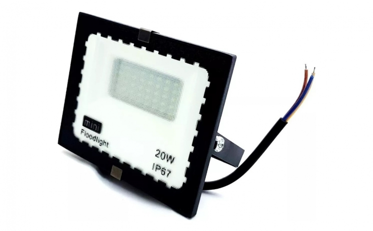 Mini reflector Led 20w