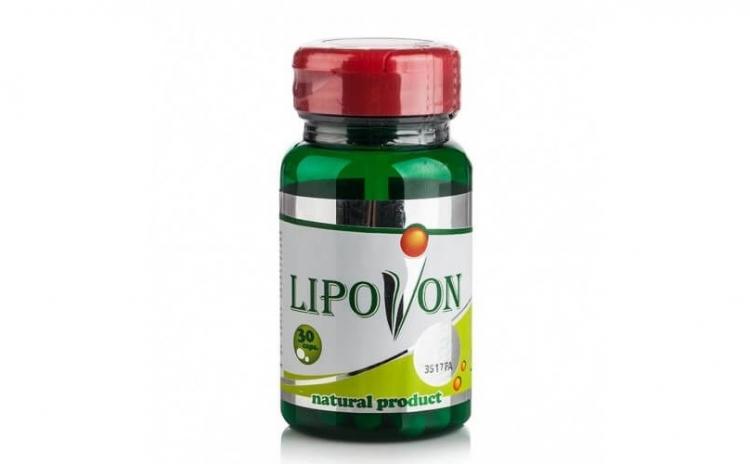 Lipovon - 30 cps