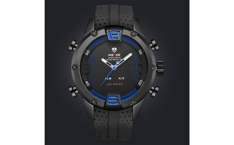 Ceas Weide WH7301B-4C albastru