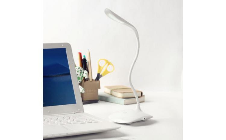 Lampa LED pentru birou flexibila cu