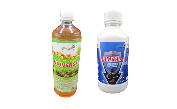 Pachet - Fertilizant + Insecticid