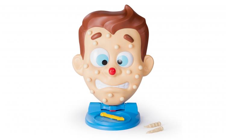Pimple pete joc de familie