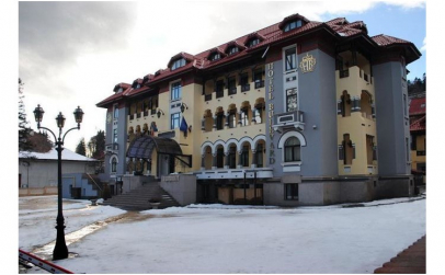 Revelion Hotel Bulevard 3* Predeal