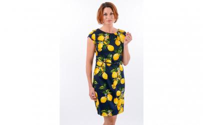 Rochie dama Smashed Lemon