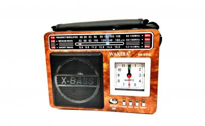 Radio MP3 portabil Waxiba XB-531C