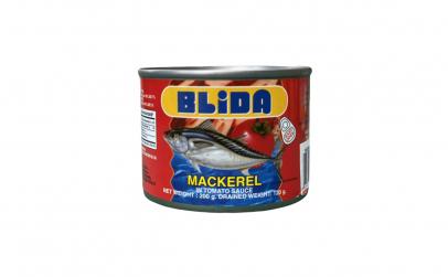 Macrou in sos de rosii BLIDA - 200gr