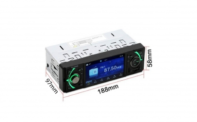 Radio Mp5 Player, Bluetooth, SD, USB