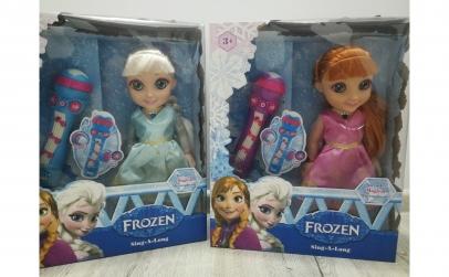Papusa Frozen
