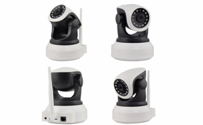 Camera IP Wireless cu filmare HD