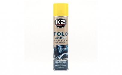 Spray bord lucios 300 ml polo vanilia k4