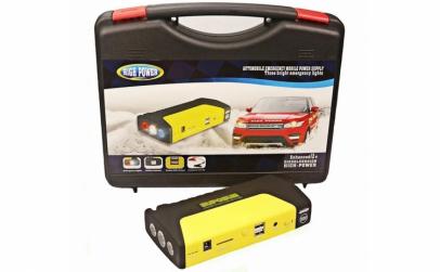 Baterie externa pentru masina