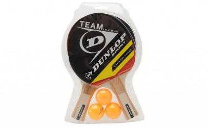 Set tenis de masa Dunlop