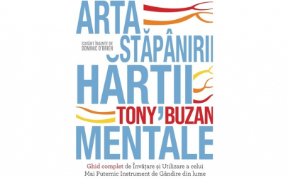 Arta stapanirii hartii mentale - Tony