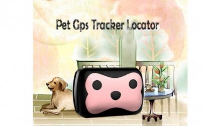 Zgarda cu GPS pt. monitorizare animale