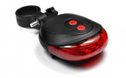 LICURICI - 5 LED - 2 RAZE LASER