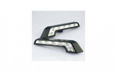 Lumini de zi DRL 6led*0.4W  Tip Mercedes
