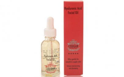 Cougar Hyaluronic Acid Facial Oil
