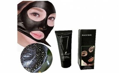 Masca neagra puncte negre si acnee