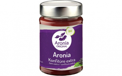 Dulceata BIO de aronia, 225 g Aronia