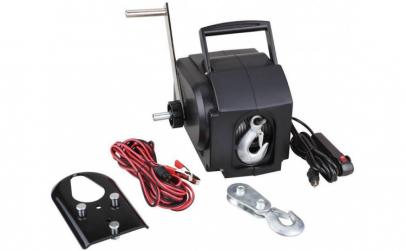 Troliu Electric Guede GUDE55127, 900 kg,